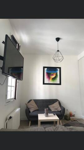 Studio moderne et cosy / Paris 14