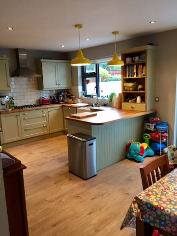 Lovely family home just outside City Centre