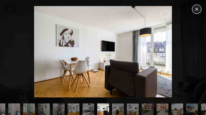 Smart - Cosy - Central Business Apartment