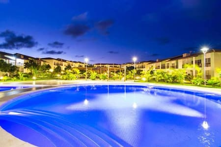 Reserva Imbassai 1 Quarto de luxo praia privativa