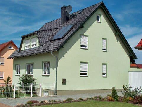 Gemütliche Zimmer in modernem Einfamilienhaus