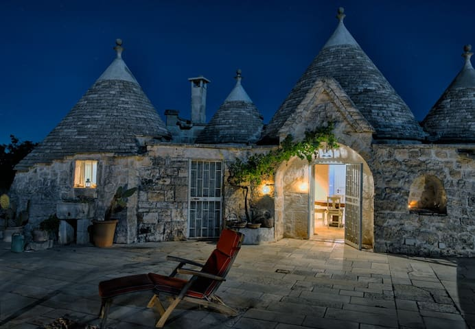 Trullo Monica - Cisternino - Villa