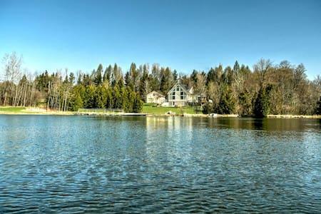 Pretty River Valley Estate (15 min to Blue Mtn) - Singhampton - Chalupa