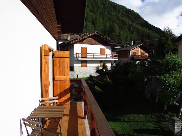 Appartamento Genzianella - Cogne - อพาร์ทเมนท์