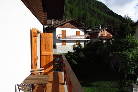 Appartamento Genzianella - Cogne - Apartment