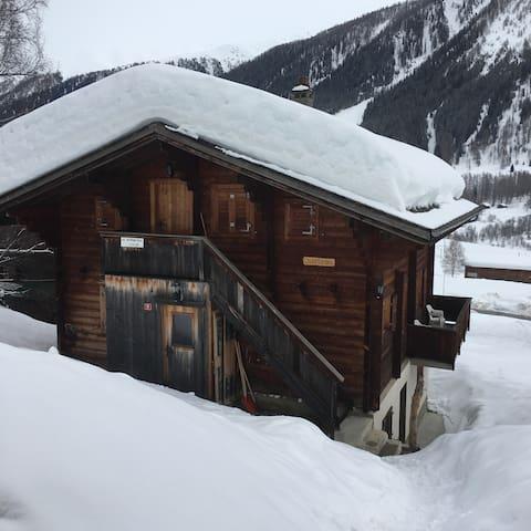 Chalet Karoline - Goms/Switserland
