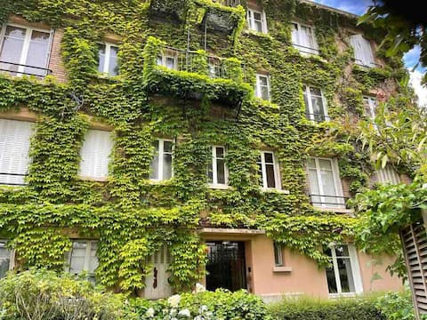 Neuilly superbe appartement