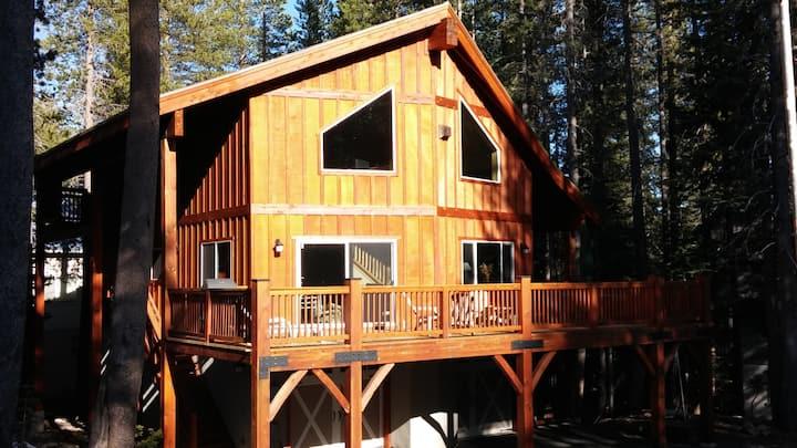 Bluff Cabin, Lake Tahoe