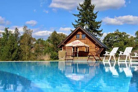 wooden house Alamar - Ranch Bystra - Bystrá nad Jizerou - Casa