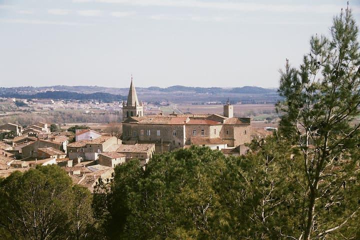 Sous la tonnelle, chambre familiale - Murviel-lès-Béziers