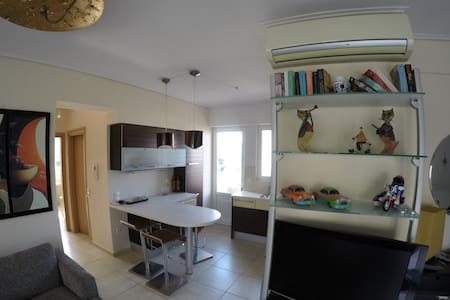 Chalandri apartment (5mins from metro station)
