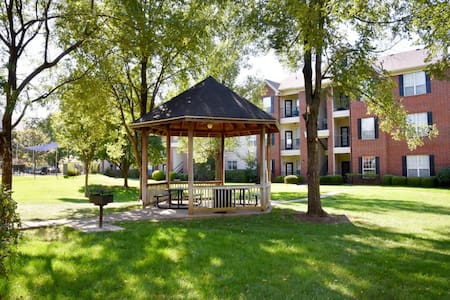 Spacious 1BR/1BA near Oxmoor Center Mall - Apartment