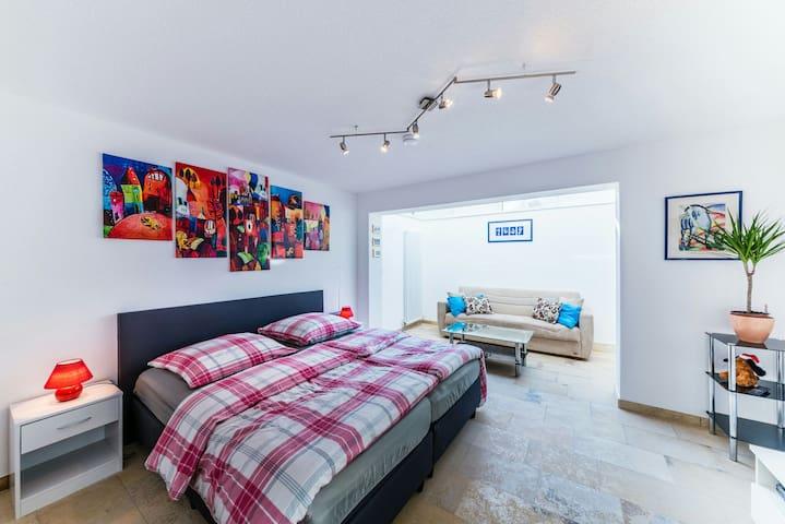 Apartment im Haus Erlenloh am Bodensee - Gaienhofen - Lägenhet
