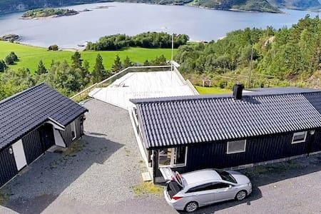 8 persoons vakantie huis in Sundlandet