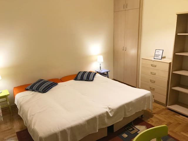 Room at Tomasza St -2 min by walk to Main Square