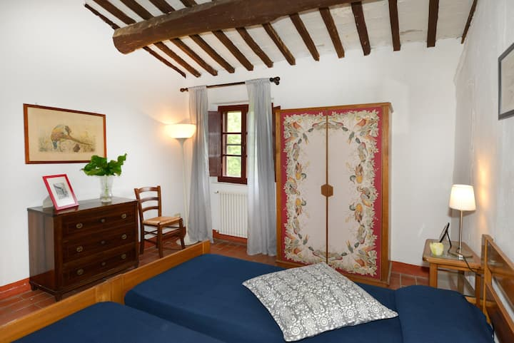 Spiga - 3 beds apartment Tuscan countryside