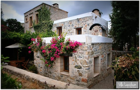 Renovated Historical Stone House in Old Datca