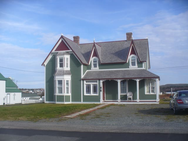 Bonavista Heritage Home (Your home from home)