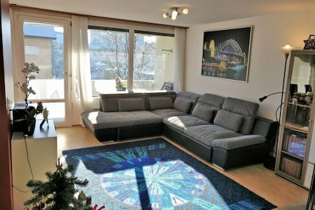 Nice Apartment in the hearth of Switzerland - Sursee - Apartemen