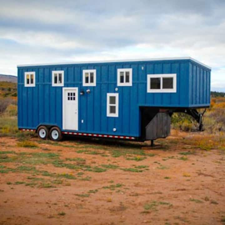 Experience TINY HOME living in this BEAUTIFUL home