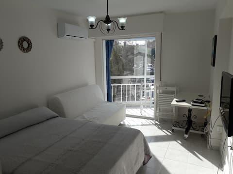 Málaga Benalmadena Apartment (Garage+WiFi+Netflix)