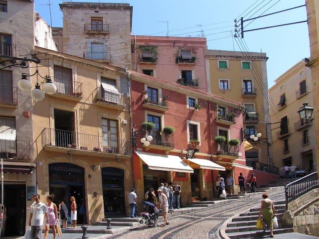 Beautiful studio in Tarragona old town (2 People)