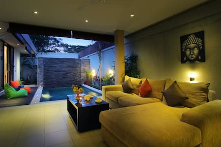 25% Disc | 2 Bdr Pool Villa | HEART OF SEMINYAK - Kuta