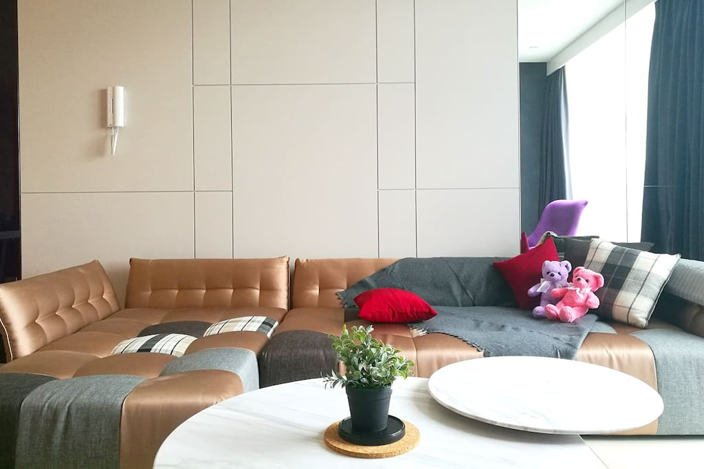 Lifestyle Suite | Living Room