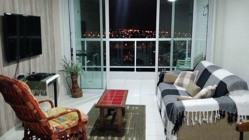 Apartamento bairro nobre 3 quartos - João Pessoa