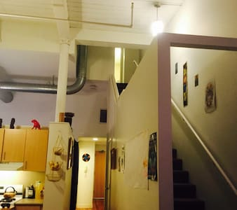 Excellent 5 star 2 bedroom loft in Providence - Providence