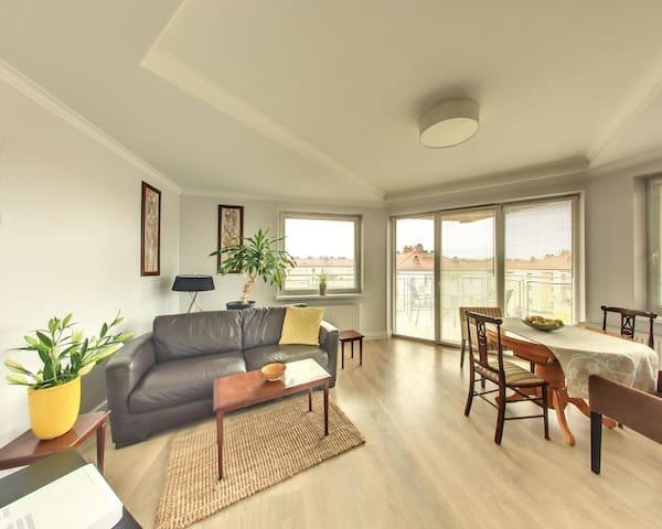 Apartament w angielskim stylu