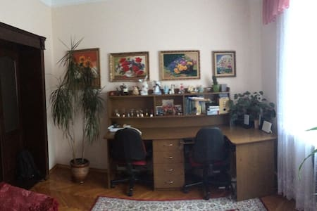 Nice and friendly house. Let's try - Самбір - Casa
