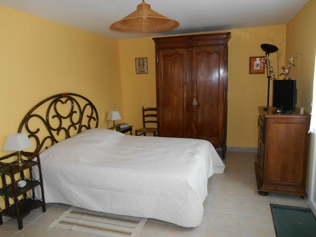 MOULIN DE TAILLADE - Saint-Quentin-de-Caplong - Bed & Breakfast