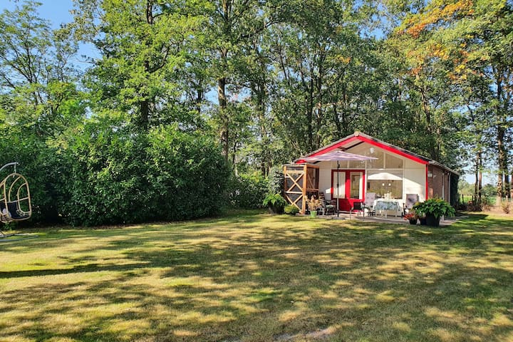 Secluded Holiday Home in Holten near Forest