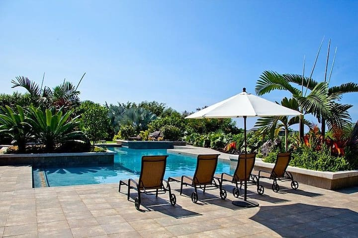 Ahinahina Hale - Sleeps 10/Pool/Ocean view