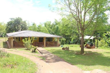 Agradable Casa de Campo en la Cumbre-Valle - La Cumbre