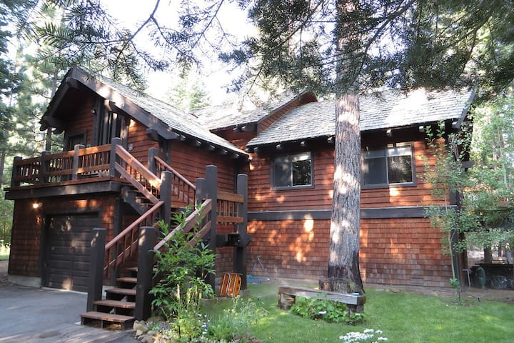 Beautiful Norweigan Lodge Style Home - Tahoma - Apartament