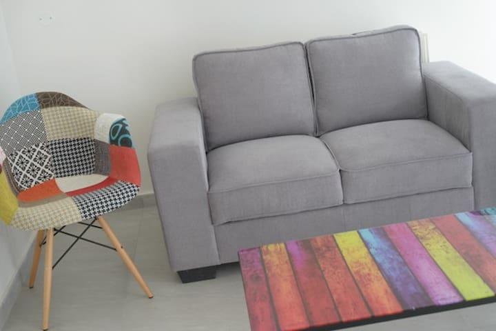 Cozy and quiet one bedroom apartment in Nicosia