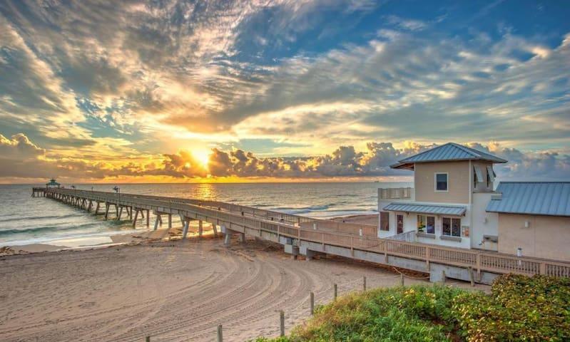 Fall in love with Deerfield Beach!!!!....