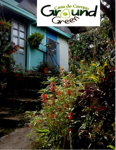 Casa de Campo Ground Green