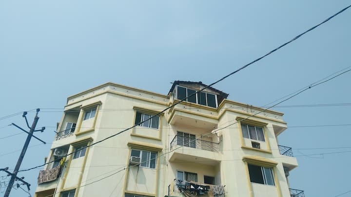 A PENTHOUSE IN CENTRE OF VADODARA CITY CALM PLACE