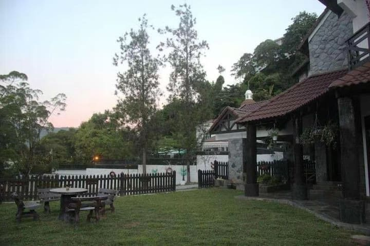东南亚特色民居新开业限时特价促销 (珍珠山庄)