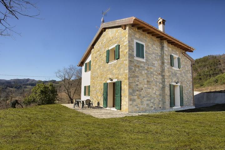 Villa Viktoria & Andras per 16 persone
