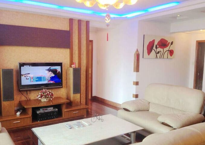 为您精心设计的落脚小家 - Suqian Shi - Apartment