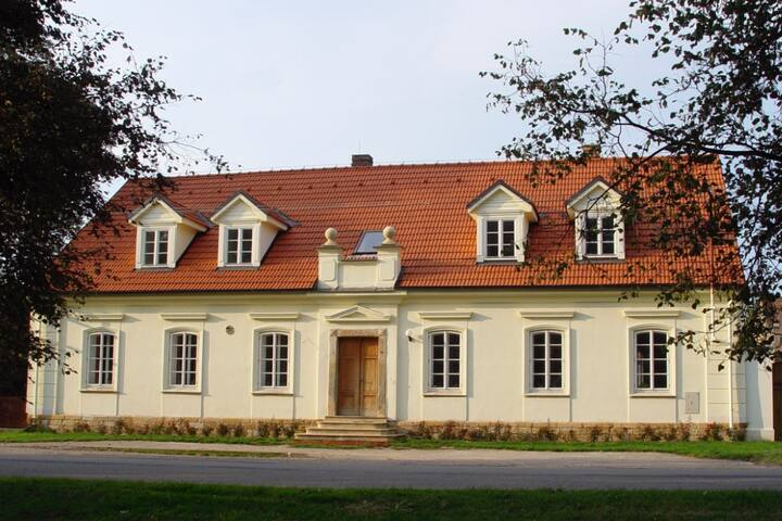 Stylové apartmány Záhornice