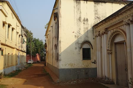 Live through a legacy| Chaudhuri House| 400 years - Amadpur