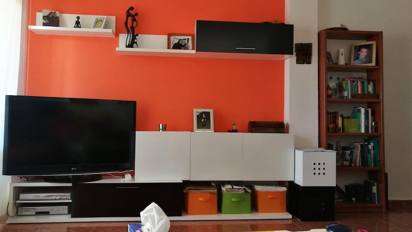 Habitación individual en piso de 100mts