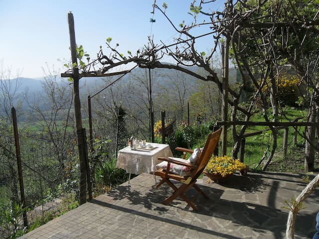 Casa Marjs: the authentic, relaxing, Tuscan style - Chiusdino - Maison