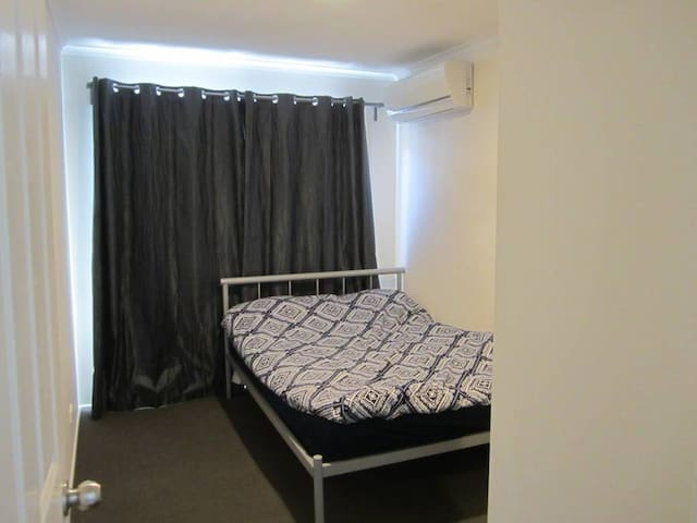 Spacious Room With Air conditioning.