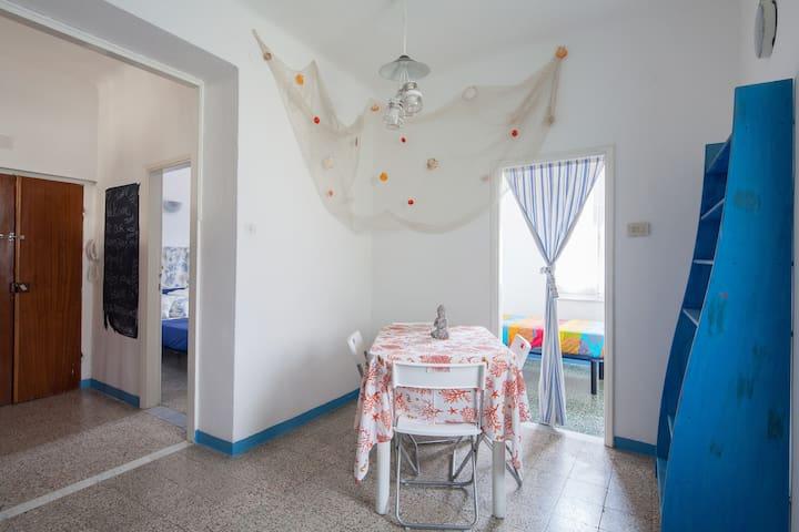 Comfy Apt 5 Train Station  Riomaggiore! - Riomaggiore - Apartment